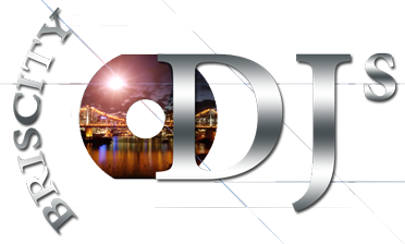 DJ Hire Brisbane: Corporate & Wedding DJs.  Unique Excellence! Logo